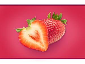 concentrado de puré de fresas