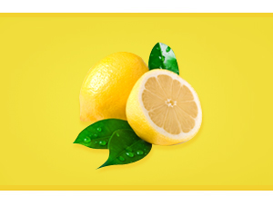 lemon essential oil cold pressed