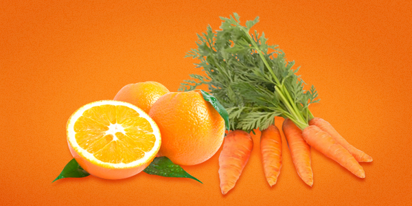Orange Carrot concentrate