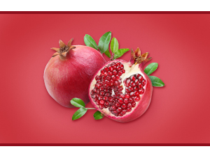 pomegranate cloudy
