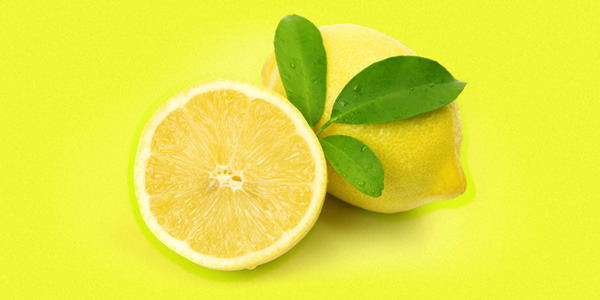 Lemon fruit concentrate