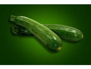 Zucchini puree