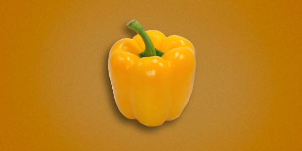 Yellow pepper puree