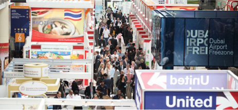 Gulfood Manufacturing fair - Dubai