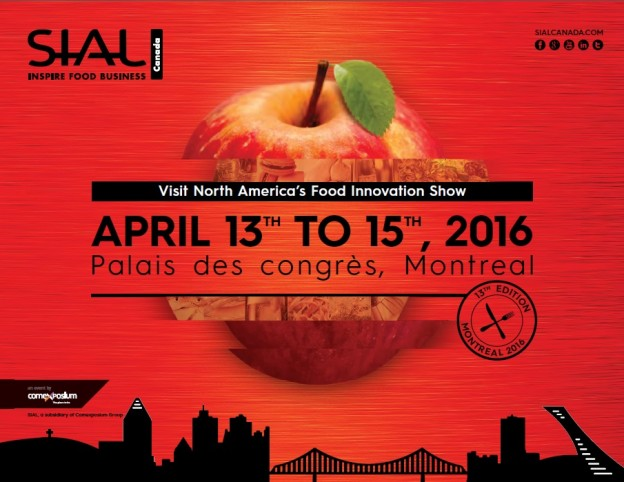 SIAL Montreal 2016