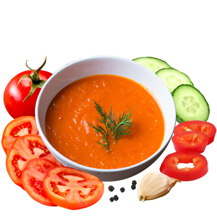gazpacho supplier