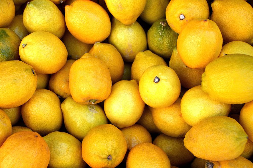 lemon juice nfc manufacturer