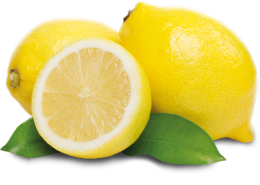 Lemon products