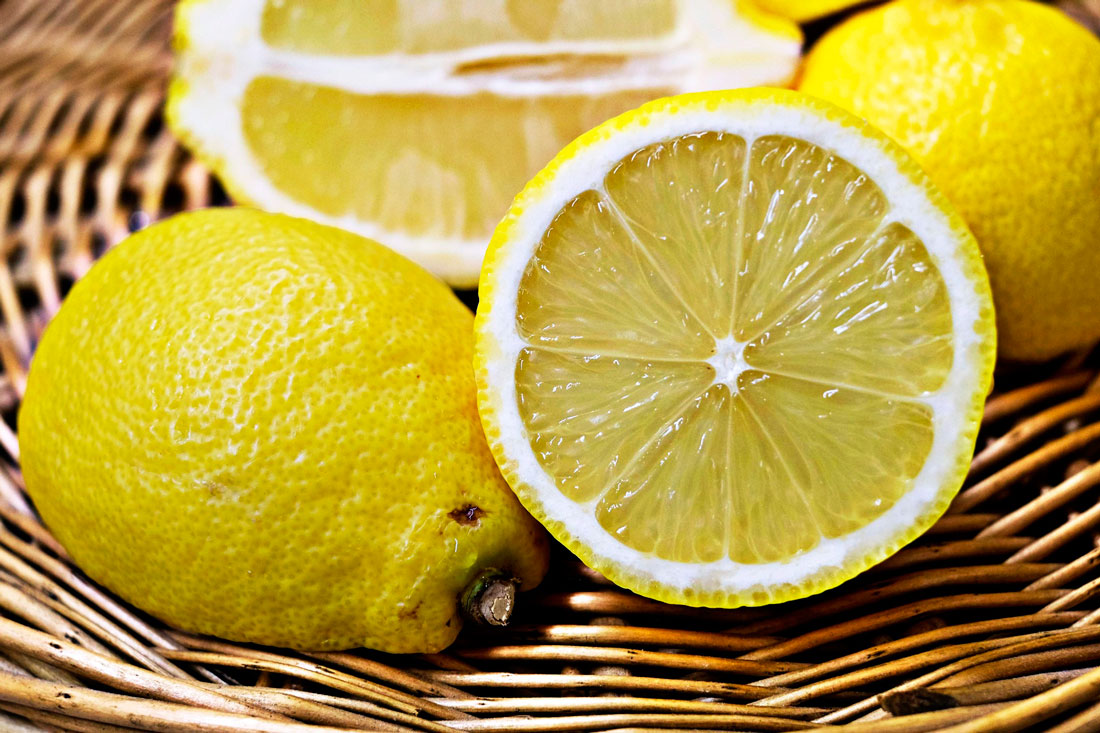 lemon cloudy