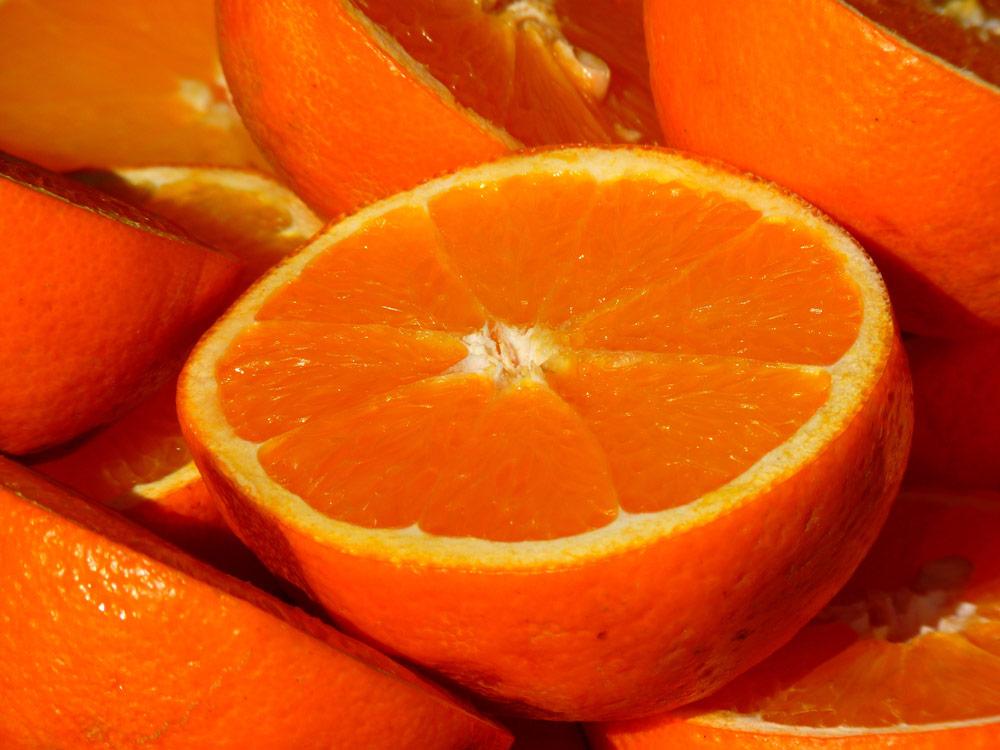 orange milled cells