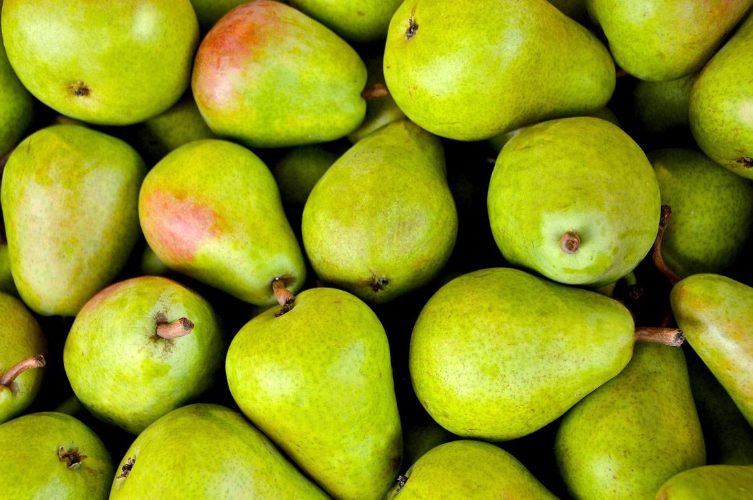pear-puree