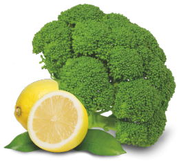 Broccoli & Lemon Concentrate