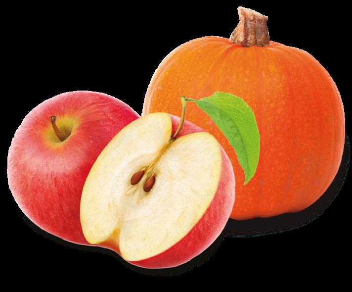 Pumpkin & Apple Compound