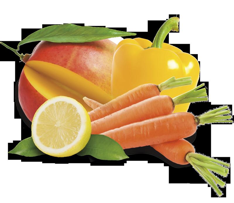 Mix Yellow Vegiges & Fruit compound