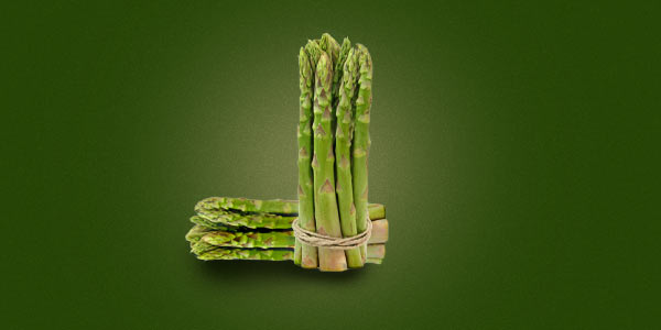 Asparagus puree applications