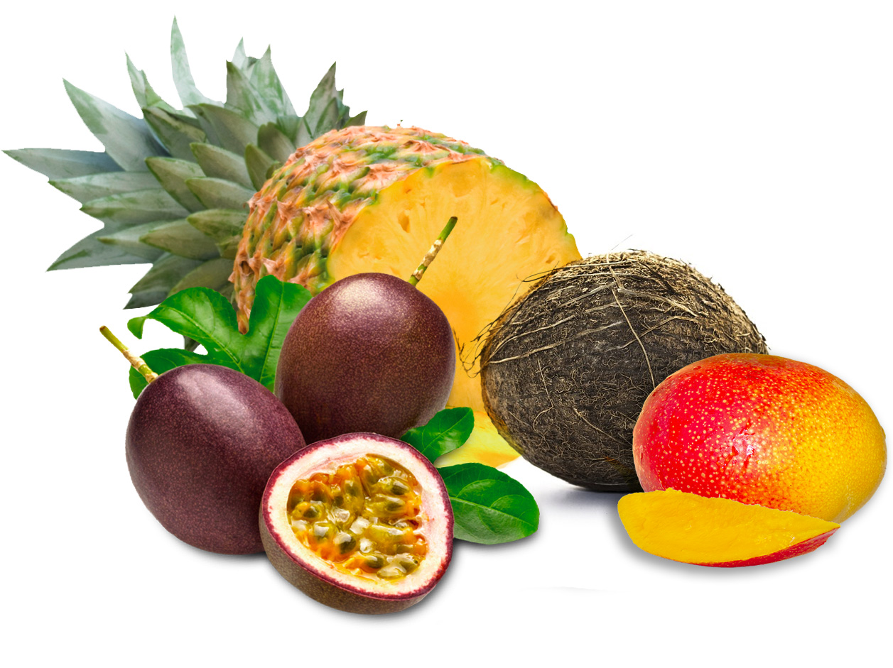 exotic fruit products
