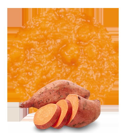 how to make sweet potato puree